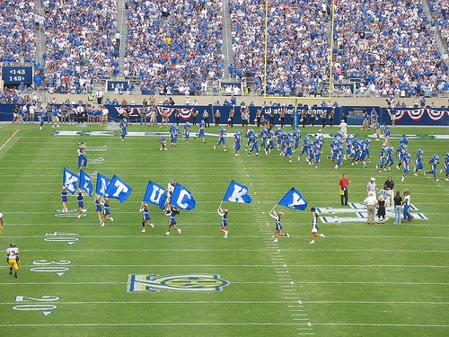 Kentucky Offers Some Great College Football